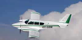 Air 2 Air session med OY-GSM